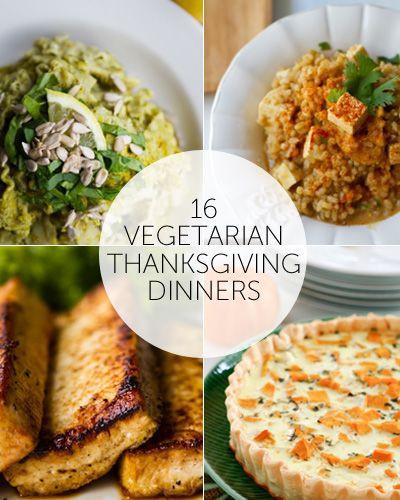 Vegetarian Easter Recipes Main Dish  16 Ve arian Thanksgiving Dinners