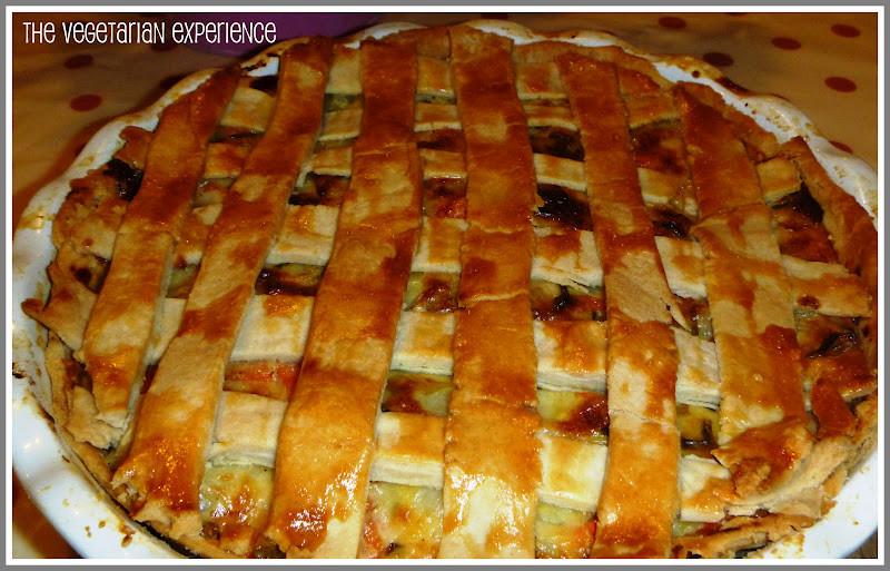 Vegetarian Easter Recipes Main Dish  The Ve arian Experience Ve arian Easter Main Course