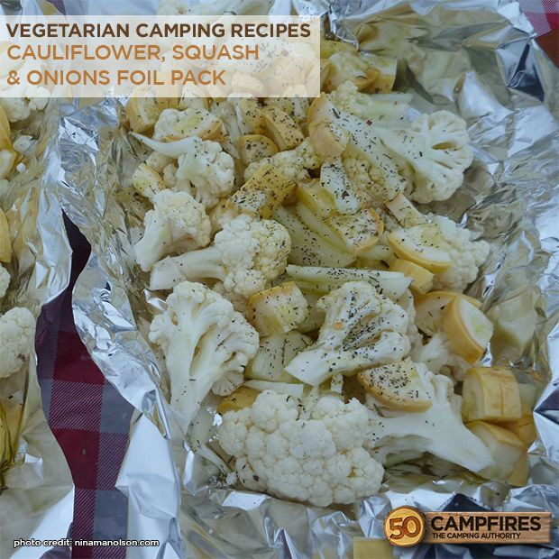 Vegetarian Foil Packet Recipes Camping  Veggie Foil Packet Meal Plus the 10 Best Ve arian