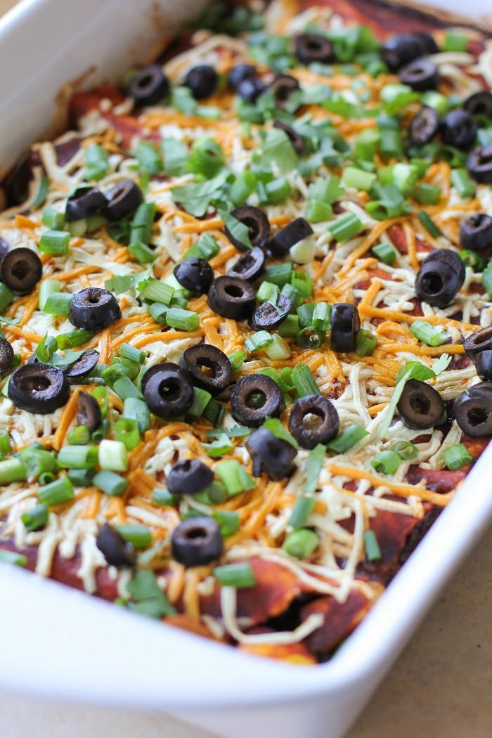 Vegetarian Healthy Dinners  Healthy Ve arian Meal Plan Week of 7 16 16
