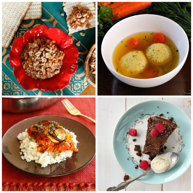 Vegetarian Passover Recipes  Ve arian Seder Recipes on PBS Food