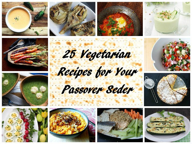Vegetarian Passover Recipes  25 Ve arian Recipes for Your Passover Seder