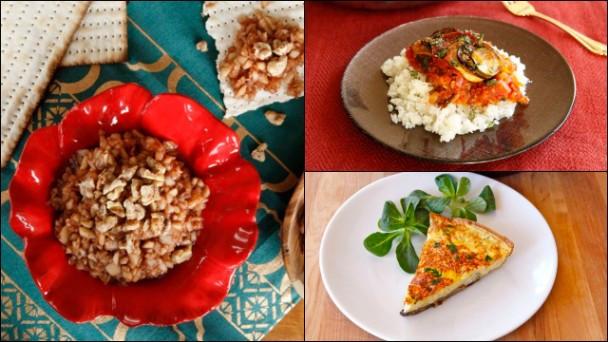 Vegetarian Passover Recipes  Get Ve arian Ashkenazi Passover Recipes