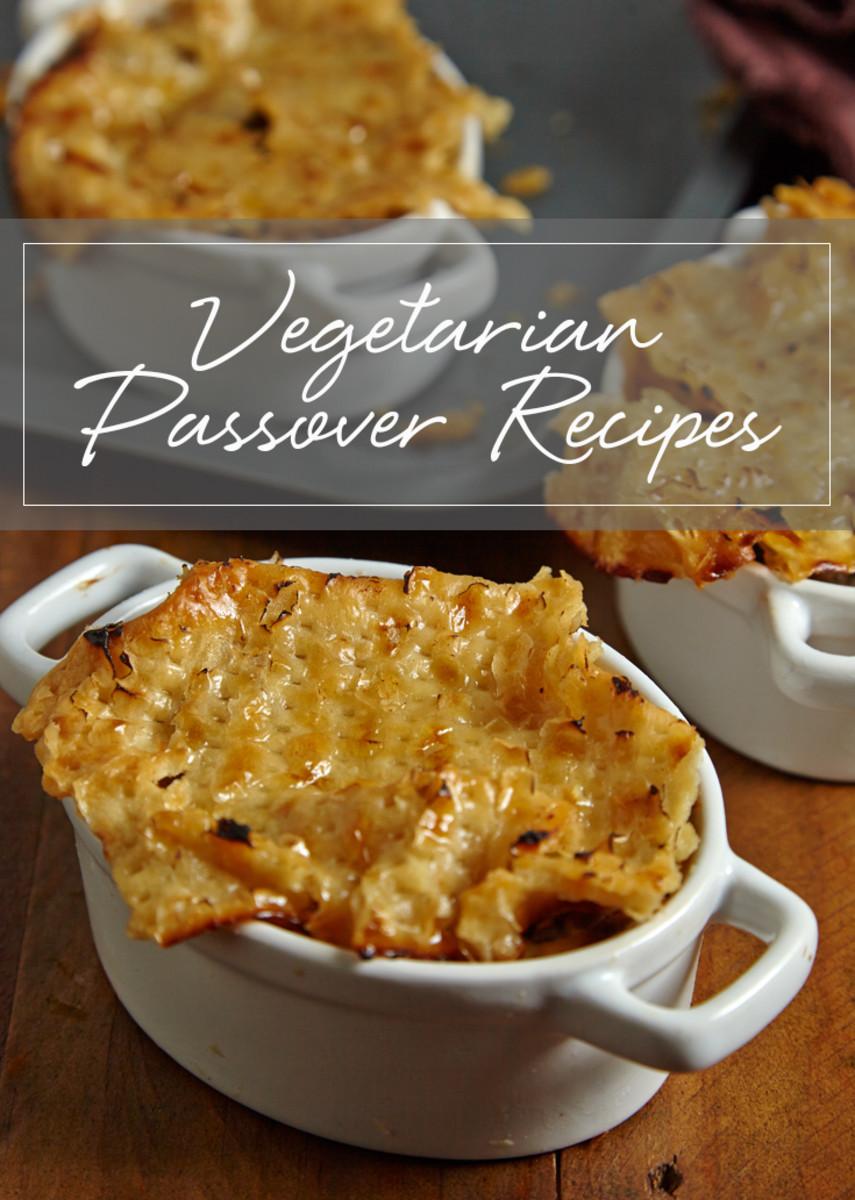 Vegetarian Passover Recipes  Ve arian Passover Recipes Easy Ve arian Recipes