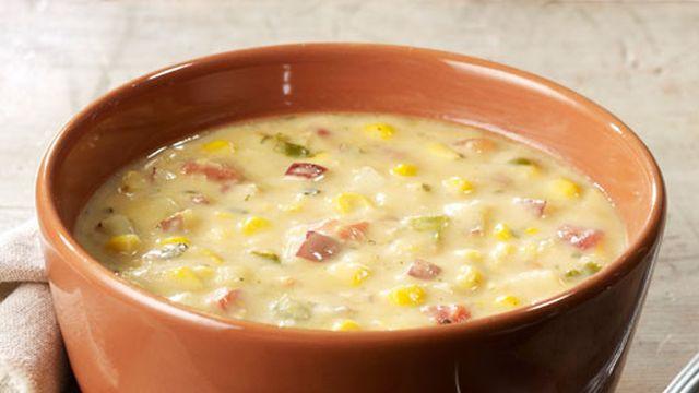 Vegetarian Summer Corn Chowder Panera  Panera s 2016 Summer Menu Includes New Green Goddess Cobb