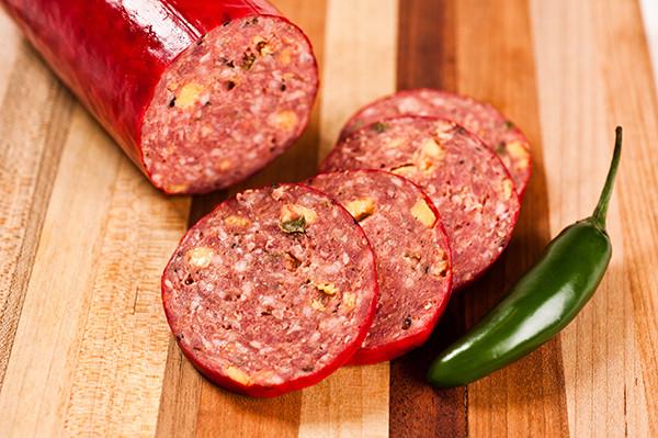 Venison Summer Sausage Recipes For Smoker  venison cheddar jalapeno summer sausage