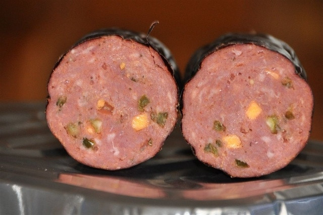 Venison Summer Sausage Recipes For Smoker  Summer Sausage 1 From Smoking Meats Forums please
