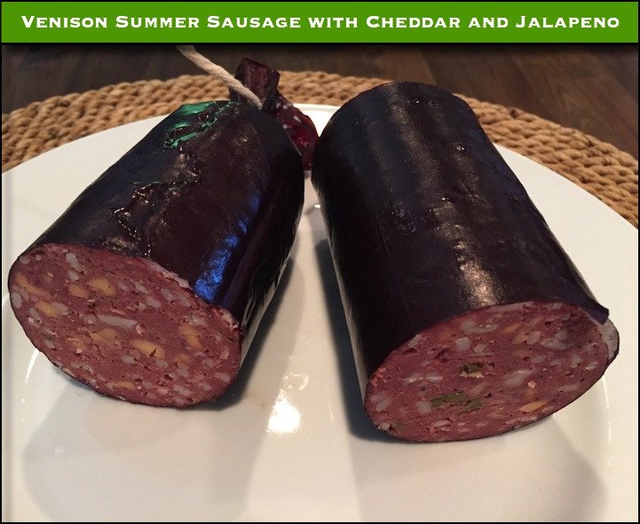 Venison Summer Sausage Recipes  Venison Thursday Deer Hunting = Locally grown free