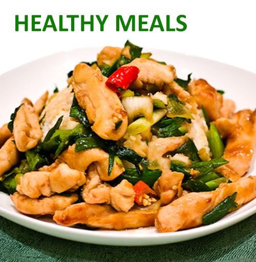 Very Healthy Dinners  Slimkart