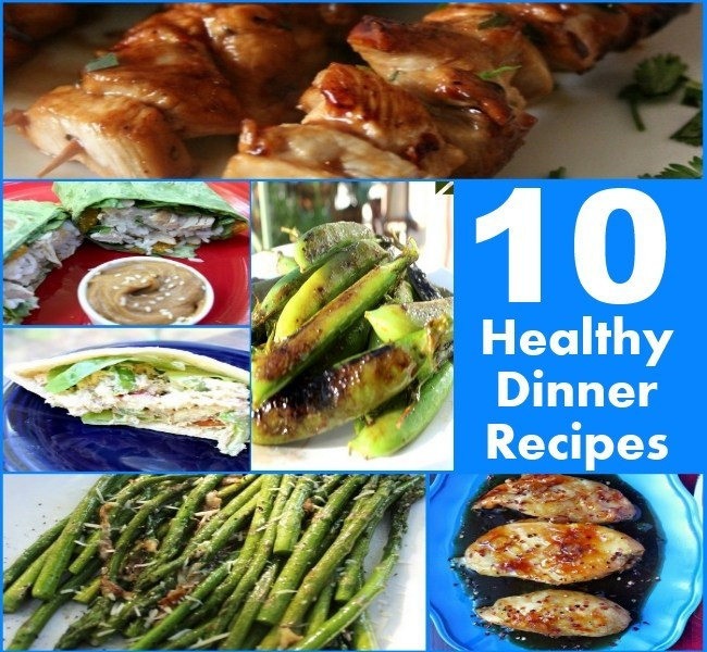 Very Healthy Dinners  10 Yummy At The Same Time Very Healthy Dinner Recipes That