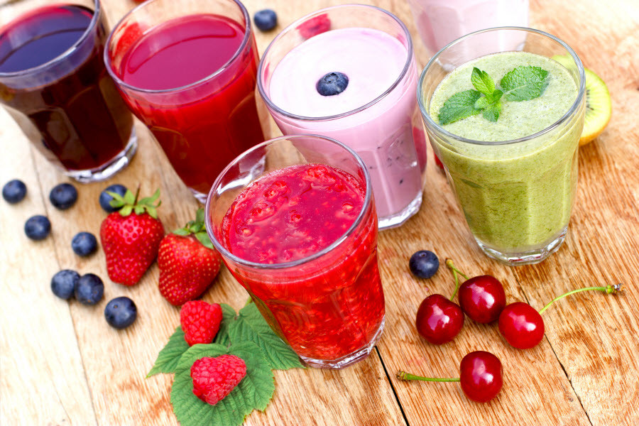 Very Healthy Smoothies  4 Very Healthy Smoothies if You Want to Lose Weight