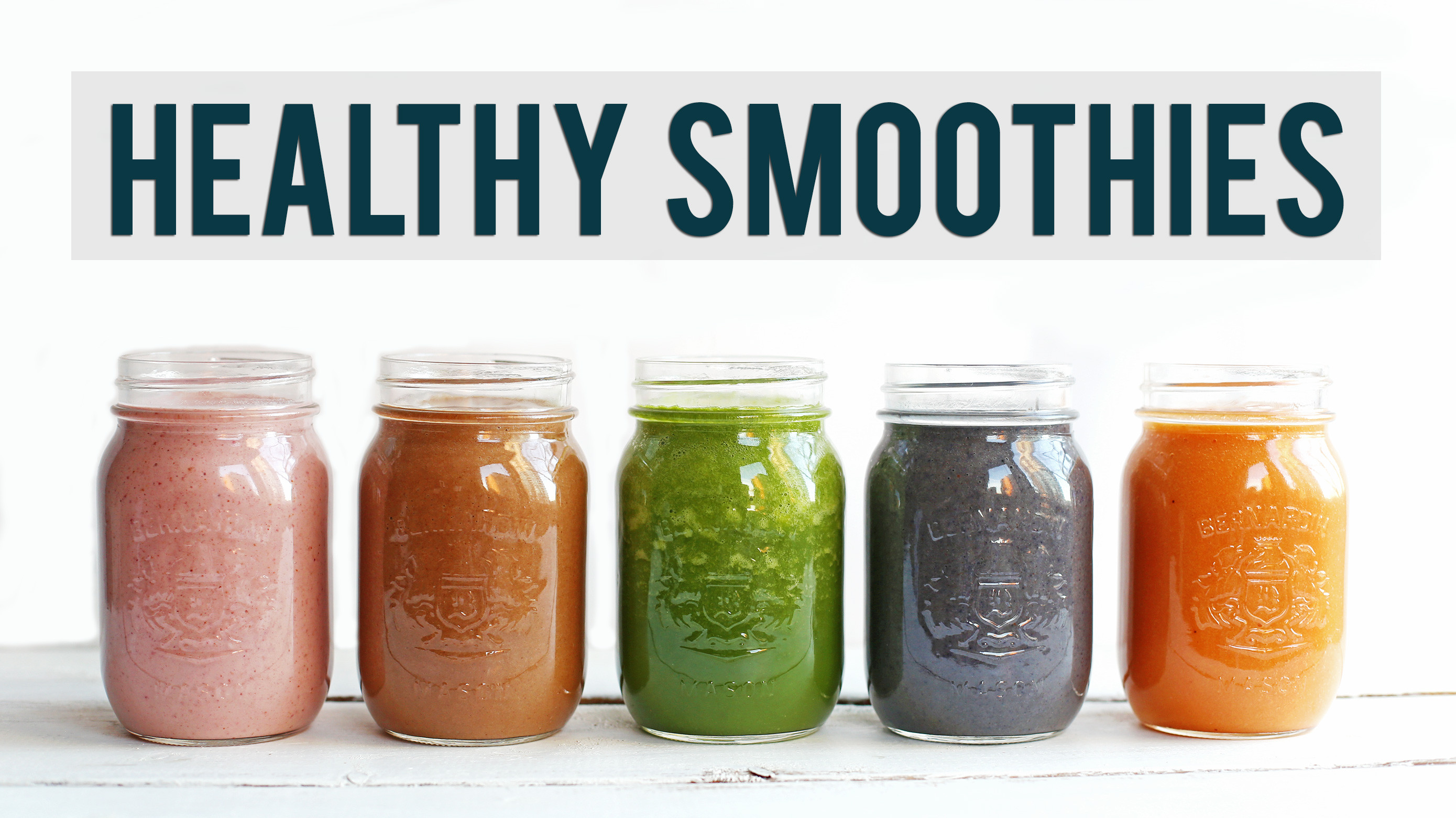 Very Healthy Smoothies  5 Healthy Breakfast Smoothies Fablunch