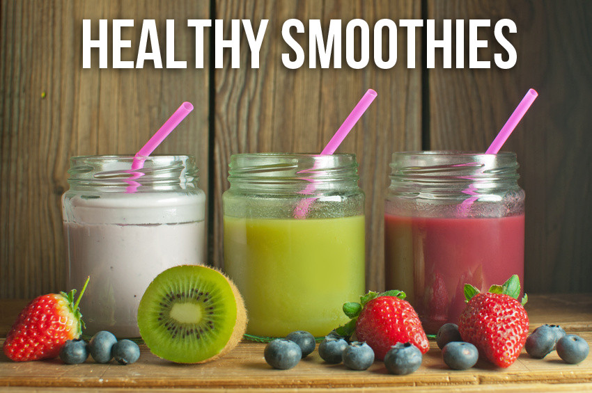 Very Healthy Smoothies  Healthy Smoothies
