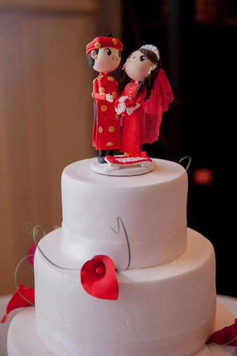 Vietnamese Wedding Cakes  17 Best images about VIET WEDDING on Pinterest