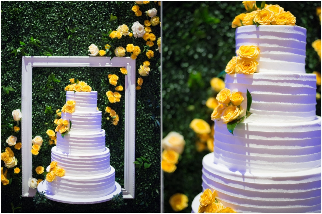 Vietnamese Wedding Cakes  Crystal & Jonathan Fairmont Newport Beach Wedding Wynn
