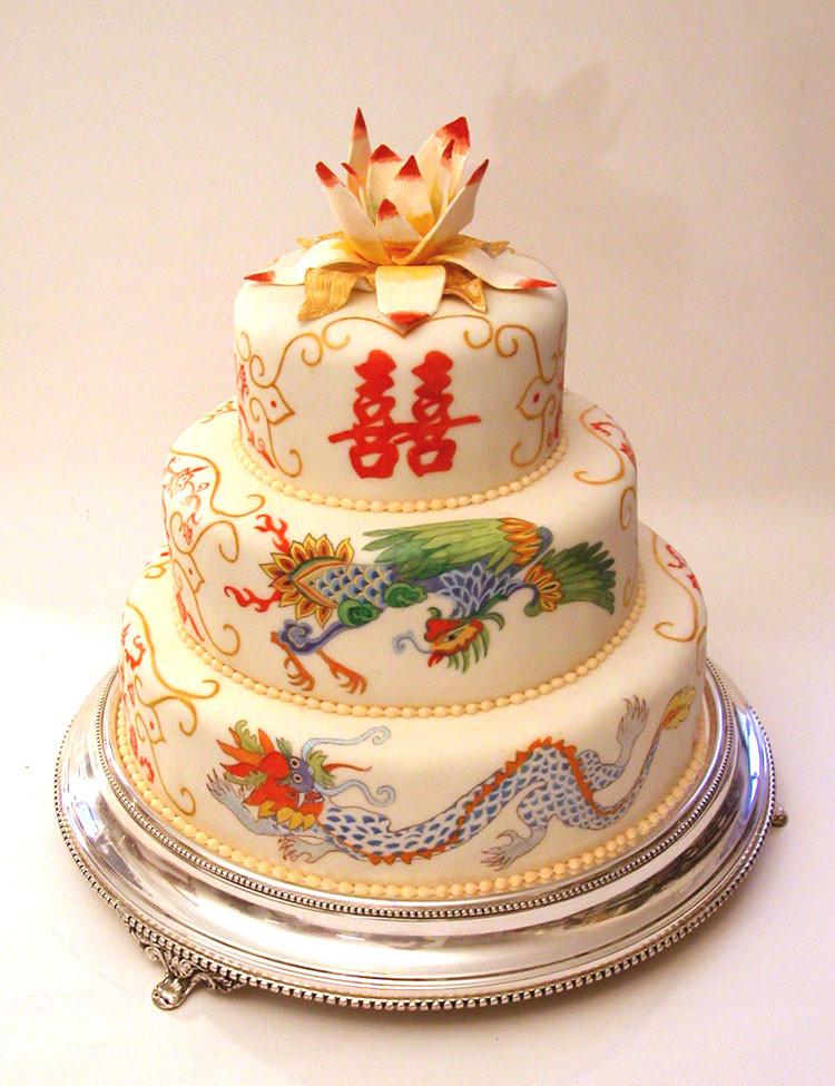 Vietnamese Wedding Cakes  Tanya s blog Topsy Turvy Wedding Cake A Elegant Fondant