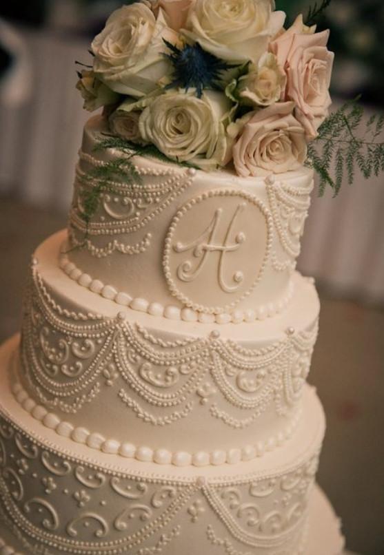 Vintage Style Wedding Cakes  Still in Style Retro Style Wedding Cakes • Palermo s