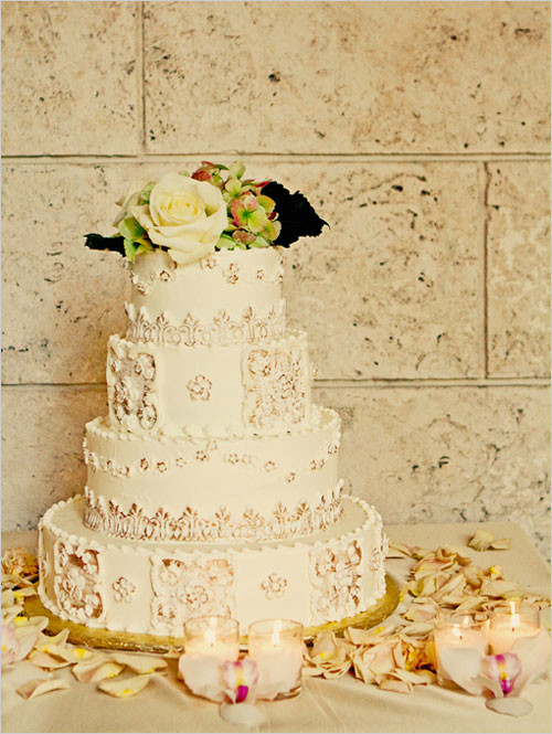 Vintage Style Wedding Cakes  Vintage Wedding Cakes