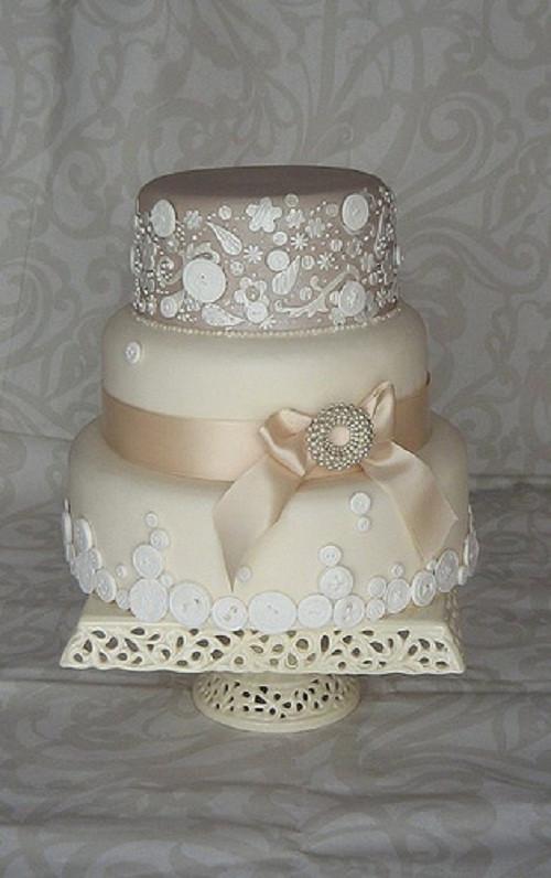 Vintage Style Wedding Cakes  vintage wedding cakes design