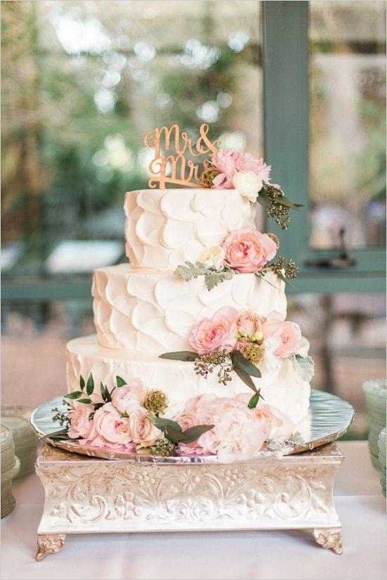 Vintage Wedding Cakes  58 Creative Wedding Cake Ideas with Tips