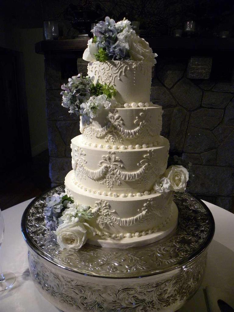 Vintage Wedding Cakes Ideas  Vintage Wedding Cake Designs Wedding and Bridal Inspiration