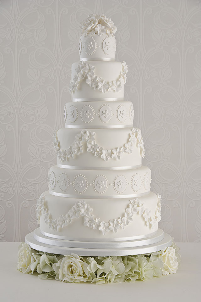 Vintage Wedding Cakes Ideas  Vintage Wedding Cakes How To Make Yours Authentic