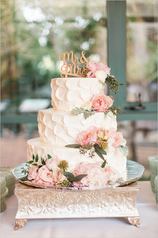 Vintage Wedding Cakes Ideas  58 Creative Wedding Cake Ideas with Tips