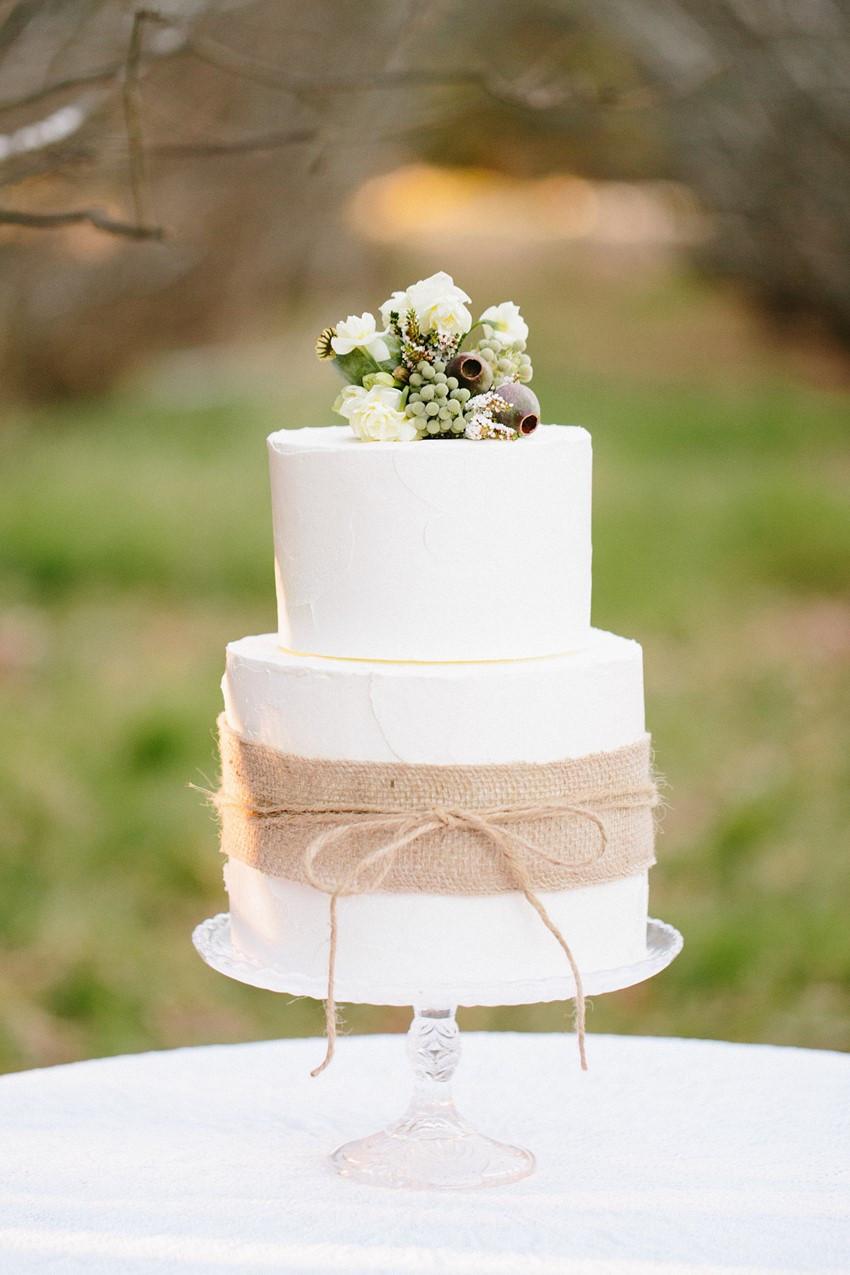 Vintage Wedding Cakes Pictures  Rustic Vintage Wedding Inspiration at Montrose Berry Farm