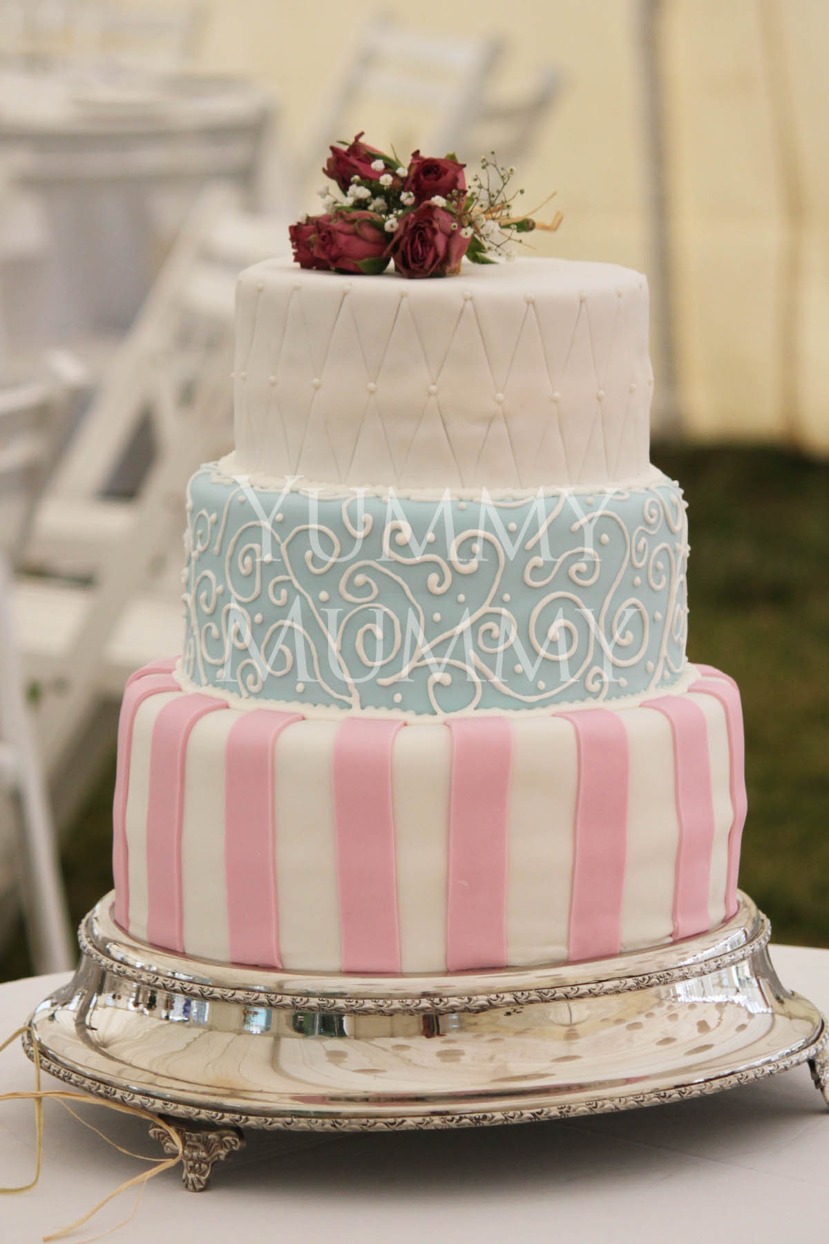 Vintage Wedding Cakes Pictures  Vintage Wedding Cake Yummy Mummy