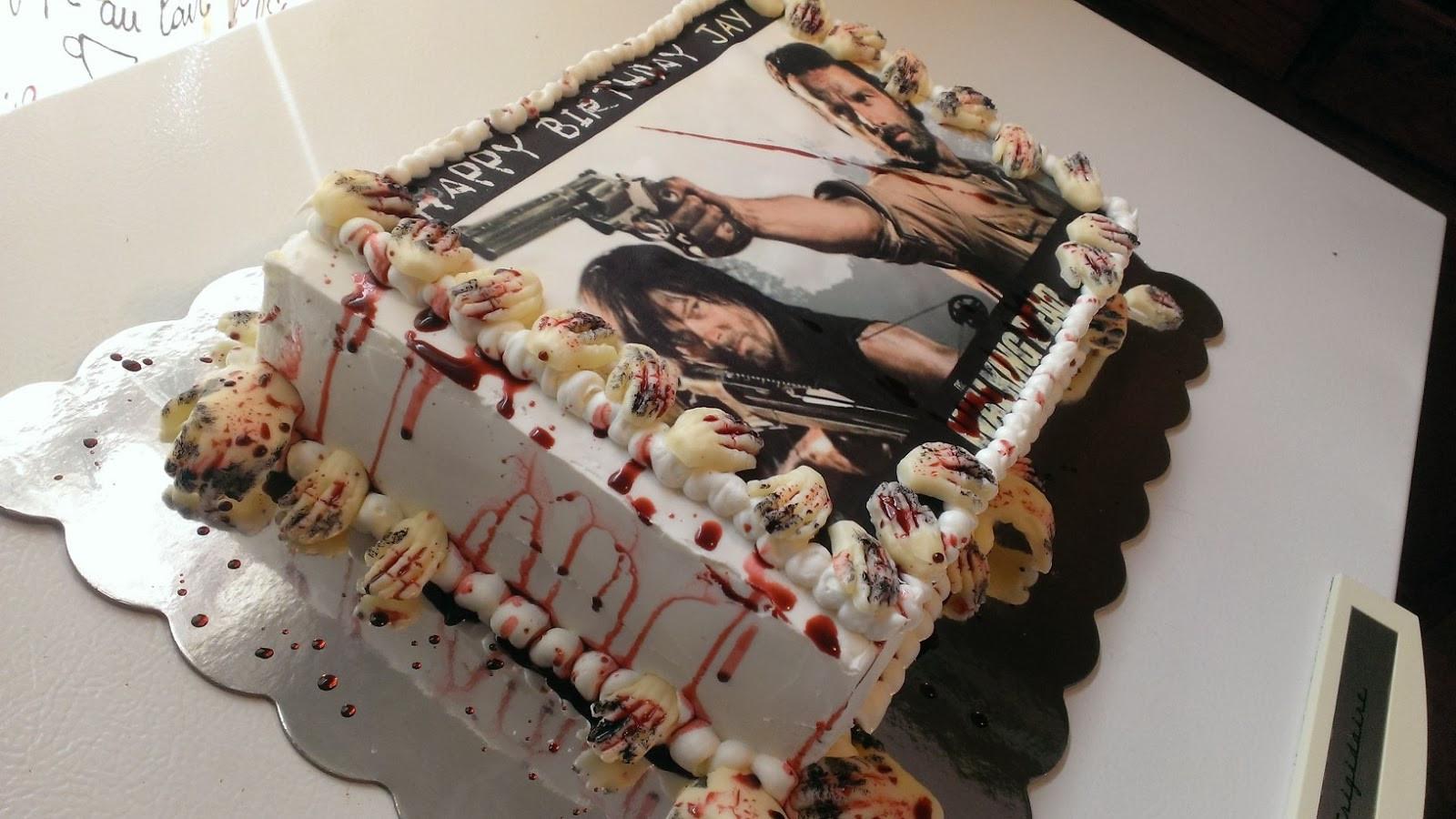 Walking Dead Wedding Cakes  1600px