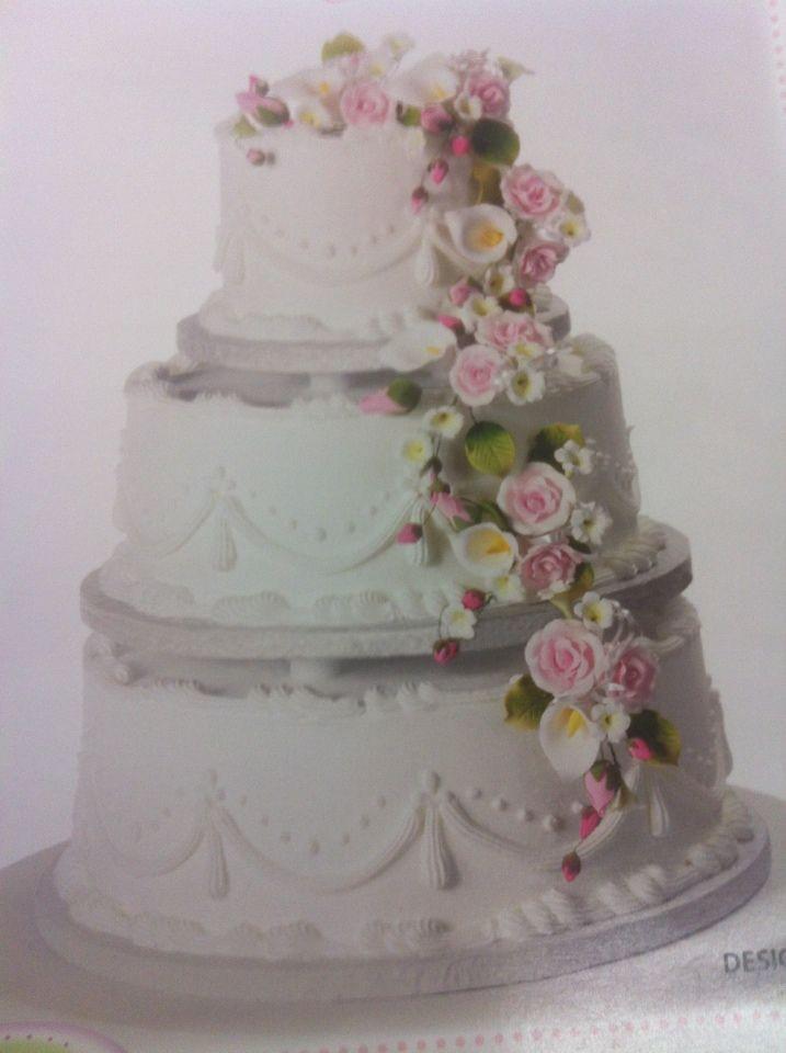 Walmart 3 Tier Wedding Cakes  23 best MySweetTooth images on Pinterest