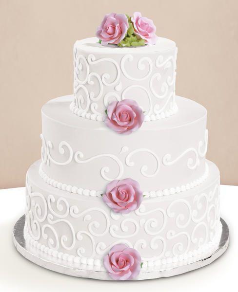 Walmart 3 Tier Wedding Cakes  Walmart Wedding Cake Designs