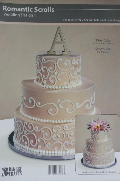 Walmart Bakery Wedding Cakes  Wedding cake at walmart idea in 2017
