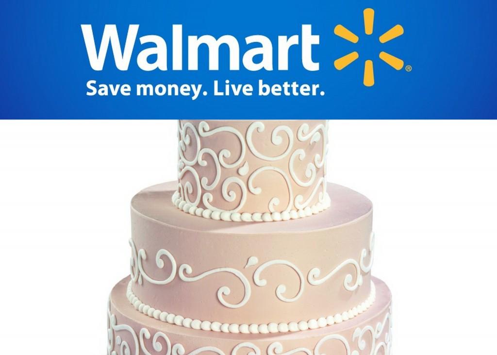 Walmart Bakery Wedding Cakes  Wedding cake from walmart idea in 2017