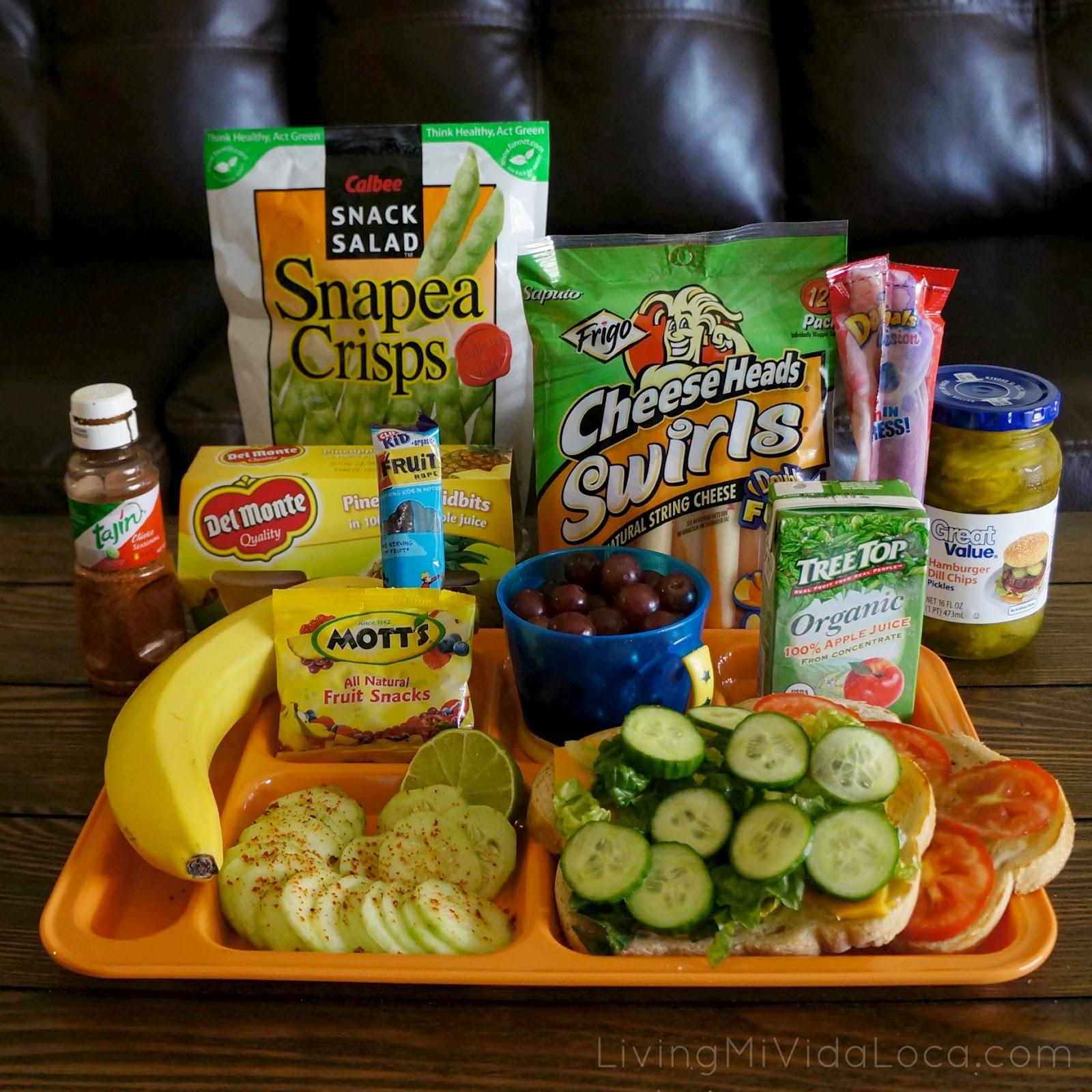 Walmart Healthy Snacks  Back to School Means Eating Healthy Living Mi Vida Loca
