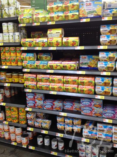 Walmart Healthy Snacks  Healthy Snacking with Del Monte Fruit Cups SmartSnack