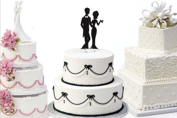 Walmart Wedding Cakes Cost  12 best Wedding cakes by Walmart images on Pinterest