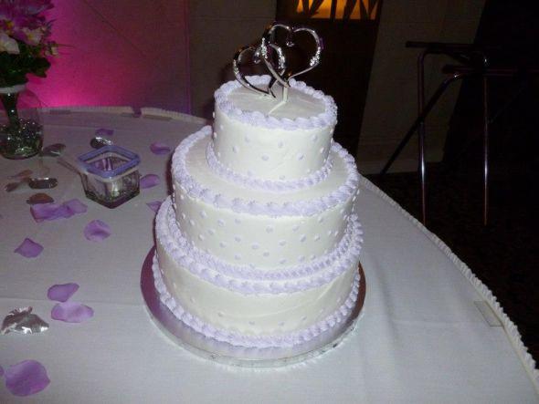 Walmart Wedding Cakes Pictures  Walmart wedding cake question Weddingbee