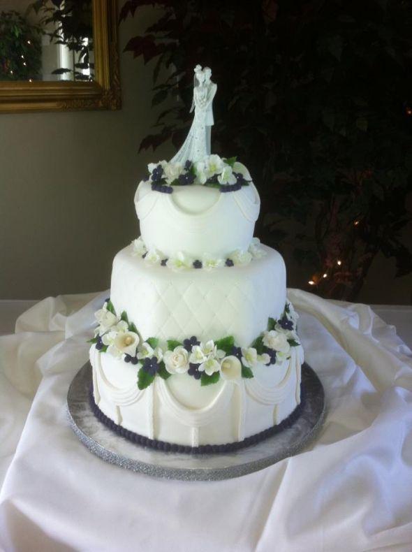 Walmart Wedding Cakes Pictures  Walmart wedding cakes catalog idea in 2017