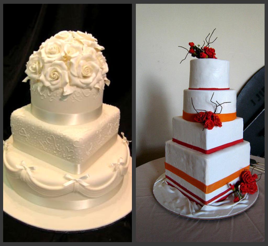 Walmart Wedding Cakes Pictures  Wedding cake from walmart idea in 2017