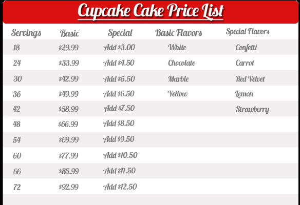 Walmart Wedding Cakes Price List  Pin Walmart Bakery Cake Prices fun projects