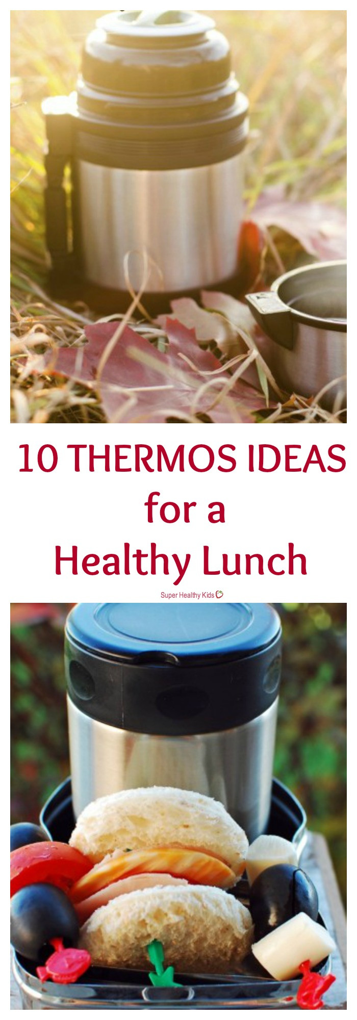 Warm Healthy Snacks  10 Thermos Ideas For A Healthy Lunch