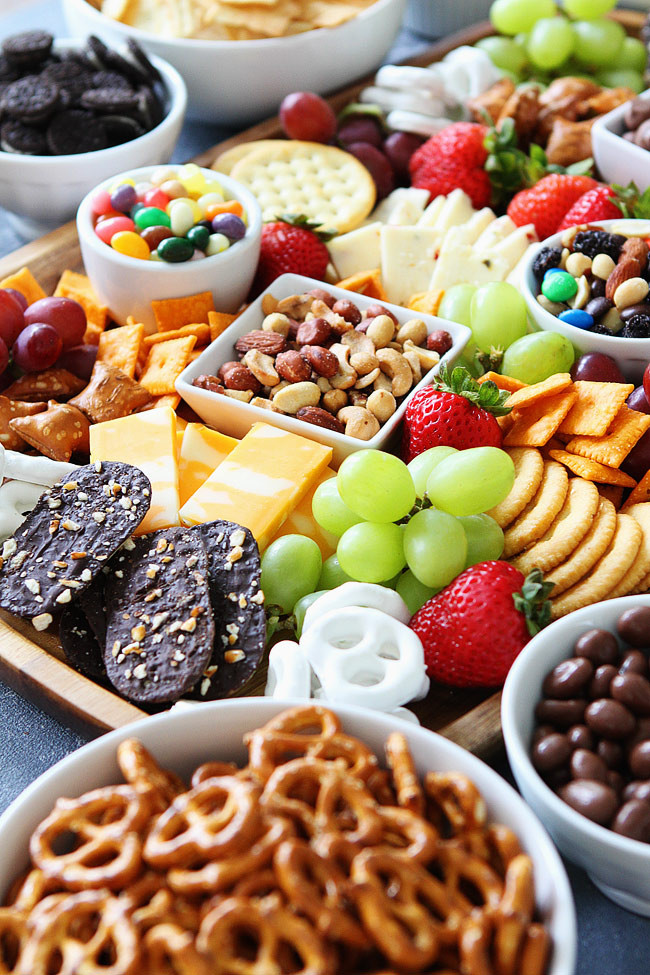 Warm Healthy Snacks  Snacking & Your Oral Health