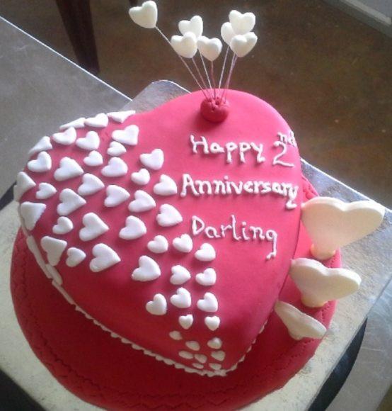 Wedding Anniversary Cakes Images  Happy Wedding Anniversary Cakes