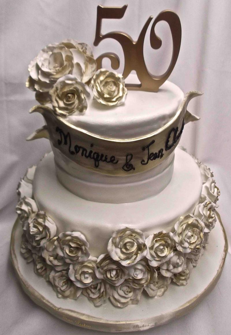 Wedding Anniversary Cakes Images  Anniversary cake