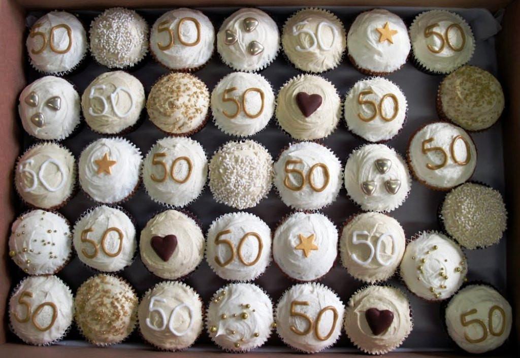 Wedding Anniversary Cupcakes Ideas  30th Wedding Anniversary Cupcake Ideas
