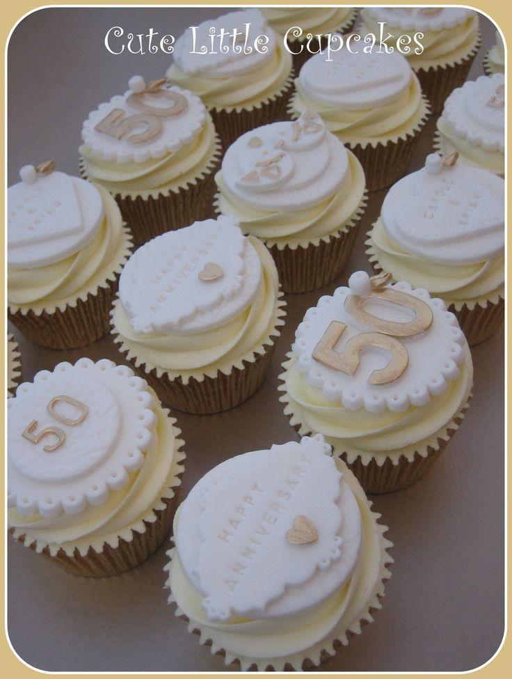Wedding Anniversary Cupcakes Ideas  25 Best Ideas about Anniversary Cupcakes on Pinterest