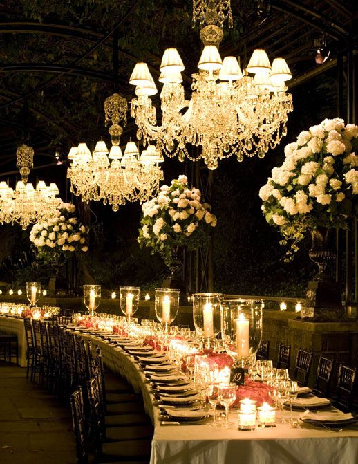 Wedding Anniversary Dinners  516 best images about Wedding Venues & Decor on Pinterest