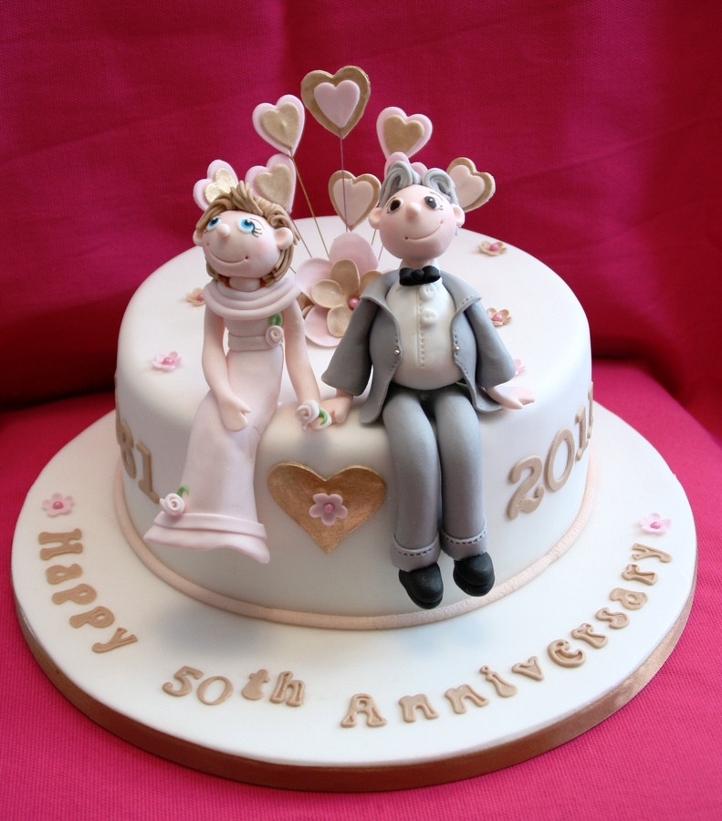 Wedding Birthday Cake  Cool Wedding Marriage Anniversary Cakes With Names