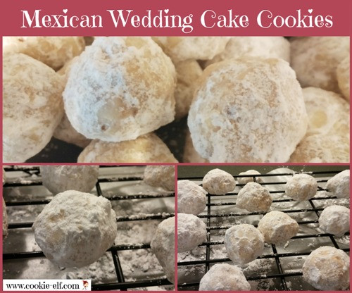 Wedding Cake Cookie Recipes  Mexican Wedding Cookies Recipe Not Just for Weddings